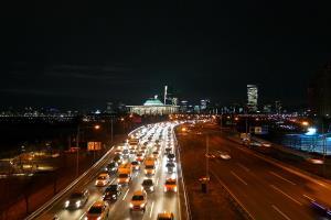 겨울밤 마실 힐링여행! 영등포 수변 둘레길 ,서울특별시 영등포구