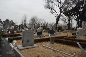 개화기 조선의 타임캡슐, 양화진외국인선교사묘원,서울특별시 마포구