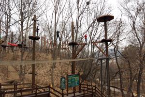호연지기(浩然之氣)를 배울 수 있는, 중랑 청소년 체험의 숲,서울특별시 중랑구