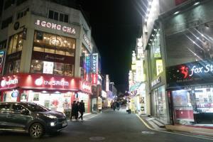 경기 북부 젊음의 거리 '의정부 중앙로',경기도 의정부시