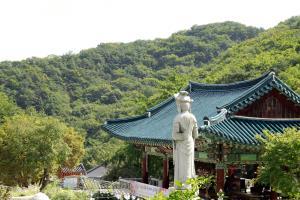 도봉산의 터줏대감, 회룡사,경기도 의정부시