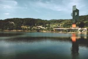 청주에서 가장 큰 저수지를 품고 있는 명암유원지, 국내여행, 여행정보