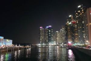 낮과 밤이 모두 화려한 해운대 야경명소, 더베이101, 국내여행, 여행정보