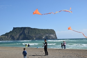 바람 이야기 - 제주의 바람(wind)에게 바람(wish), 국내여행, 여행정보