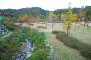 도심 속 가을을 만끽한다. 율봉공원, 국내여행, 여행정보