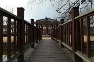 500년 역사의 광양 제9경(景). 한국 전통정원 유당공원