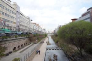 서울의 과거와 현재를 만나다, 청계천 따라걷기, 국내여행, 여행정보