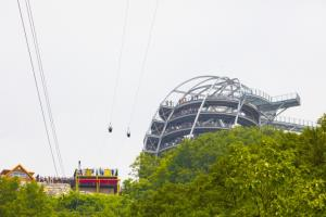 하늘길을 걷는 사람들, 만천하 스카이워크, 국내여행, 여행정보