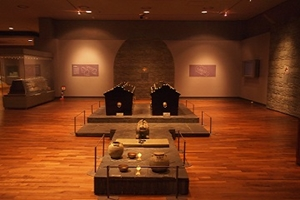 웅진백제의 숨결을 느낄 수 있는 곳, 국립공주박물관
