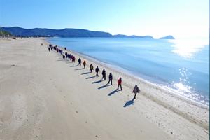 완도 신지명사십리해수욕장, 대한민국 최초 '블루플래그' 국제인증 획득, 국내여행, 여행정보