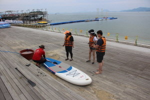 여수의 휴가선물, 웅천친수공원&소호요트마리나에서 해양레포츠를 무료로!, 국내여행, 여행정보