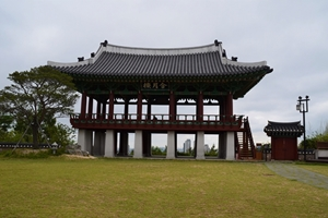 달을 품고, 해를 시작하는 누각 함월루 , 국내여행, 여행정보