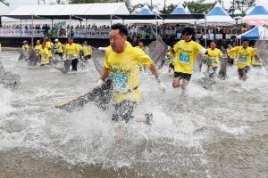 봉화은어축제, 제3회 전국 반두잡이 어신선발대회