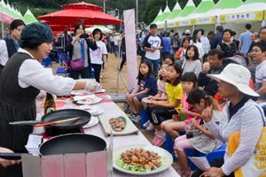 다섯 가지 오묘한 맛의 향연 오미자축제에 초대합니다!