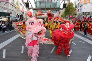대구 도심 곳곳에서 펼쳐지는 축제의 향연