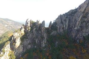 수백여 년 간 숨어있던 무릉계곡 베틀바위 비경, 내년 4월 처음으로 공개 , 국내여행, 여행정보
