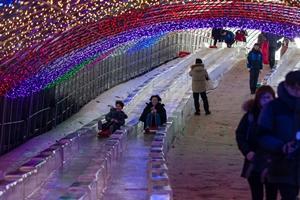 청양 알프스마을 얼음분수축제 21일 팡파르, 국내여행, 여행정보