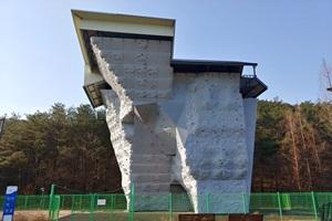 경주베이스볼파크 인공암벽장, 17일 재개장