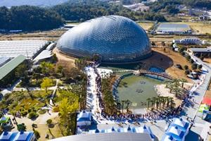 거제 정글돔, 개장 한달 만에 대표 관광지로 급부상, 국내여행, 여행정보