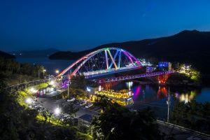 저도 콰이강의다리 스카이워크, '야간관광 100선'선정, 국내여행, 여행정보