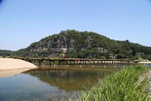 민속마을 옛 풍경 살린 안동 하회마을 섶다리 개통!, 국내여행, 여행정보