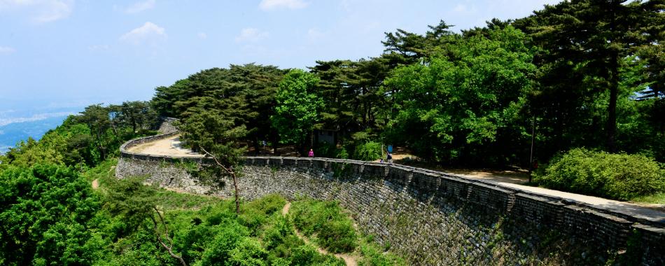 계속되는 아름다움, 남한산성 세계문화유산