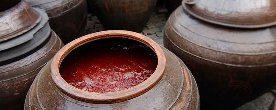 장수의 비밀, 한국의 맛을 대표하는 순창 고추장