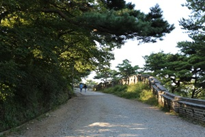 계속되는 아름다움, 남한산성 세계문화유산,경기도 광주시