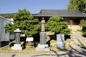 잔잔하게 아름다워라, 하우현 성당,경기도 의왕시