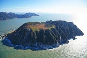 신안의 아름다운 섬