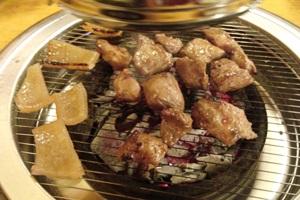 신선한 음식재료로 푸짐하게 한 상, '여수동 갈매기살' ,경기도 성남시