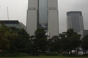 대한민국 무역·유통의 메카, 트레이드 타워,서울특별시 강남구