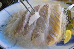 쫄깃한 선어회의 맛을 찾아, 부산공동어시장