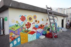 철공소 거리에 예술의 온기를 불어넣다 - 문래창작촌,서울특별시 영등포구
