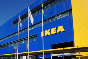 광명의 새로운 명소, '가구 공룡' 이케아(IKEA),경기도 광명시