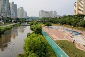 '삼천갑자 동방삭'의 전설과 함께 탄천 걷기,경기도 성남시
