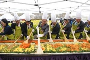 꽃에 취하고, 봄에 취하는 대구 팔공산벚꽃축제,대구광역시 동구