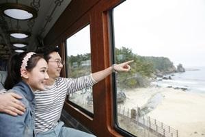출발! 바다열차로 만나는 동쪽바다, 동해시