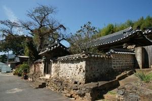 자연을 닮은 집, 청양 송운고택(임승팔 고택),충청남도 청양군