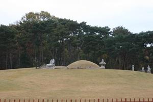 [조선왕릉-융릉] 뒤주에 갇힌 사도세자,경기도 화성시
