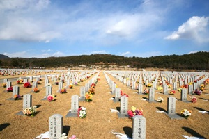 호국보훈의 성지, 국립대전현충원,대전광역시 유성구