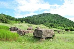 수천 년 전 역사가 살아 숨쉬는, 고창 고인돌 유적,전라북도 고창군