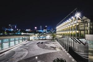 예술로 반짝이다! '빛고을' 속 '빛의 숲', 국립아시아문화전당,광주광역시 동구