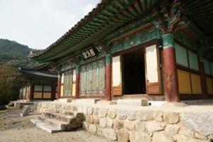 많은 이야기가 담겨있는 김제의 사찰,전라북도 김제시