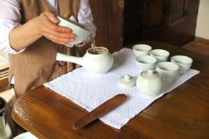 차(茶)와 자연이 선사하는 즐거움, 순천전통야생차체험관,전라남도 순천시