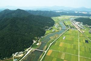 녹음도 설경도 아름다워, 광산구를 대표하는 풍경의 용진산,광주광역시 광산구