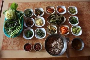 광주 오미(五味) 무등산 보리밥,광주광역시 동구