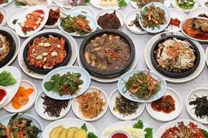 단풍처럼 아름다운 정읍의 밥상 '산채정식과 참게장',전라북도 정읍시