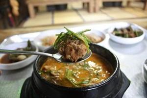광주의 오미(五味) 북구의 오리 요리 거리,국내여행,음식정보