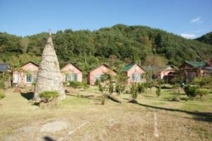 따뜻한 인정과 깨끗한 자연이 기다리는 체험 마을,전라북도 진안군